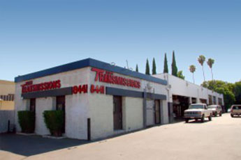 street view of russ's transmission shop